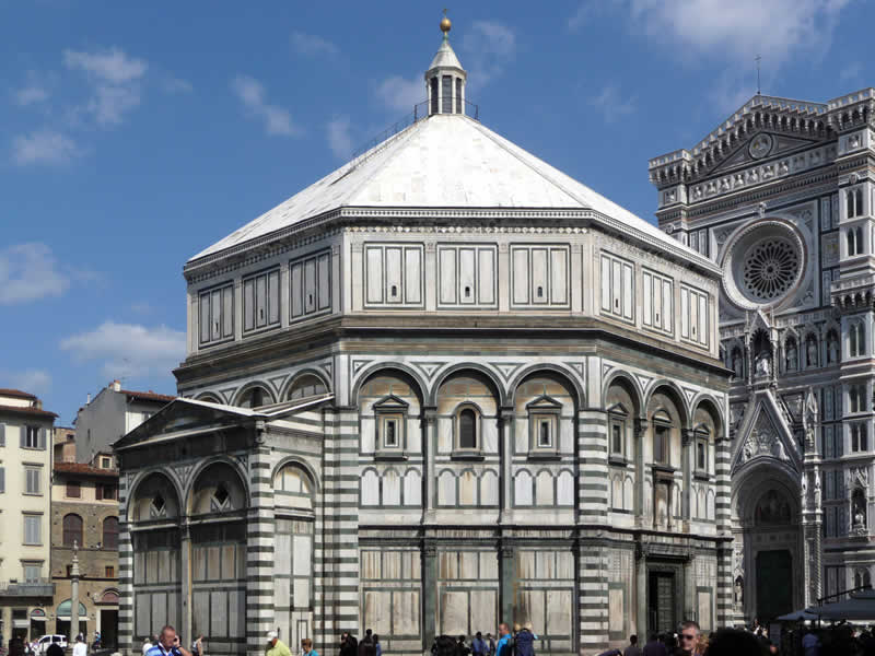 Battistero: Florence tour guide