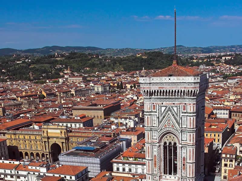 Campanile di Giotto: Florence tour guide