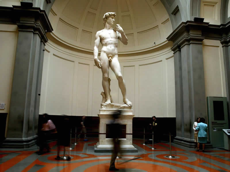 Accademy's Gallery: Florence tour guide