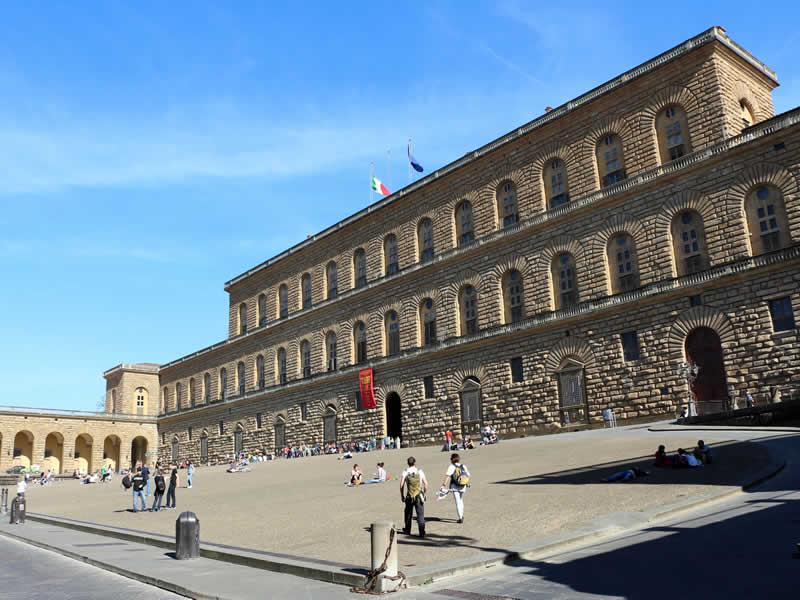 Palazzo Pitti: Florence tour guide