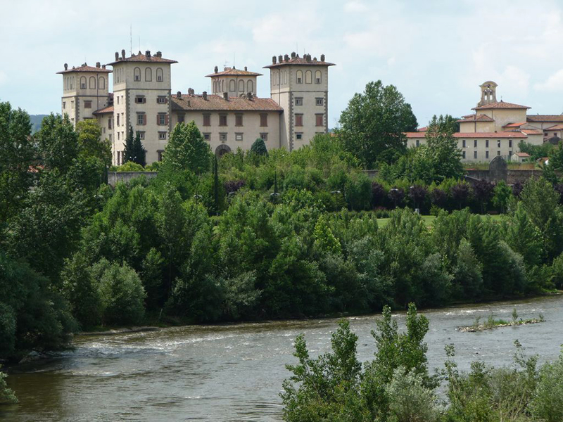 Ville medicee: Florence tour guide
