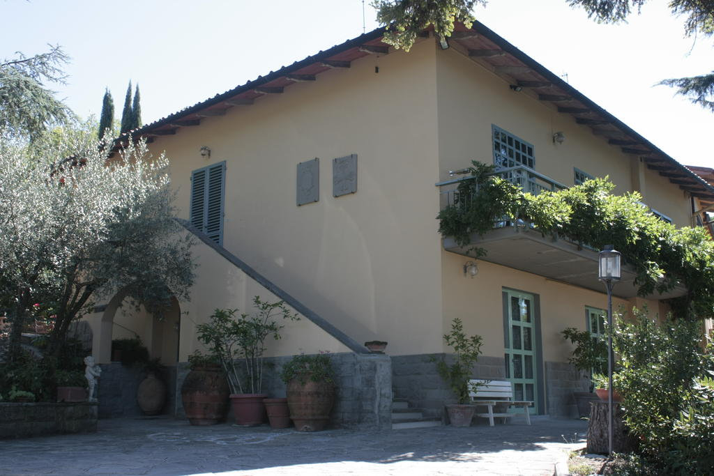 bed & breakfast firenze: Ulivi di Castello