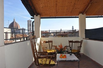 bed and breakfast san lorenzo firenze: Giglio