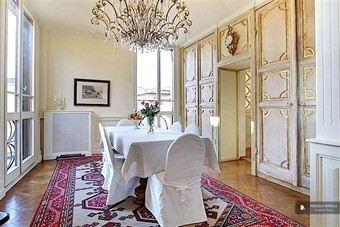 b and b firenze centro: Splendid 4 bedroom Apartment in Florence (FC3541)